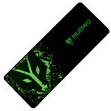 ซื้อ Nubwo แผ่นรองเมาส์ Speed Edition 770X259X5Mm รุ่น Np 009 สีเขียว ออนไลน์