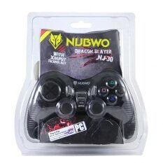 NUBWO จอยเกมส์ จอยคอม รุ่น NJ-30 (สีดำ)