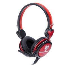 ขาย Nubwo Headphone หูฟัง รุ่น No 040 สีแดง Nubwo ถูก