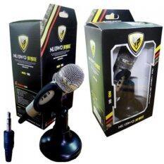 ซื้อ Nubwo No 186 Multimedia Microphone ไมค์แจ๊ค 3 5 Mm สำหรับ คอมพิวเตอร์ Nubwo ออนไลน์