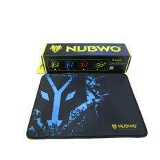 ขาย Nubwo แผ่นรองเม้าส์สำหรับเล่นเกมส์ รุ่น Np07 Speed Edition สีฟ้า ออนไลน์ ใน ไทย