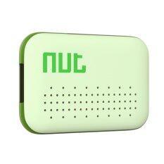 Nut สมาร์ทแท็กบลูทูธ Mini Nut 3 Smart Bluetooth Finder Kids Pet Key GPS Alarm Tag Locator Tracker (สีเขียว)