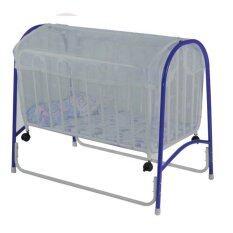ส่วนลด Oa Furniture เปลไกวและเตียงเด็กเด็ก ออร์คิด รุ่น Pg128 สีฟ้า สมุทรสาคร