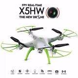 ซื้อ โดรน เครื่องบินบังคับ ติดกล้อง รุ่น X5 Hw ออนไลน์ กรุงเทพมหานคร