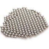 120 Pcs 6Mm Stainless Steel Bearing Balls For Bicycle Bike Bbgun ลูกเหล็กขนาด 6 มิล Thailand