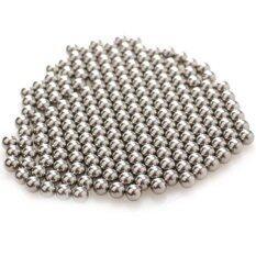 ส่วนลด 120 Pcs 6Mm Stainless Steel Bearing Balls For Bicycle Bike Bbgun ลูกเหล็กขนาด 6 มิล Thailand