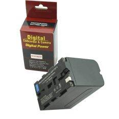 แบตเตอรี่ กล้อง SONY PF970 NP-970 NP-F950 NP-F960 F770 DCR-VX2100