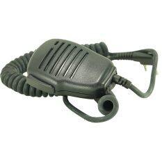 ไมค์หูฟังหัวโต วิทยุสื่อสาร ขั้ว ICOM (สำหรับวิทยสื่อสาร ICOM แท้เท่านั้น) (สีดำ)
