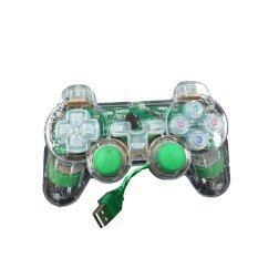 จอยเกมส์คอมพิวเตอร์แบบเดี่ยว รุ่น JOY-021USB (สีเขียว)