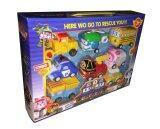 ขาย ชุดรถของเล่น โพลี่ เล็ก ใน กรุงเทพมหานคร