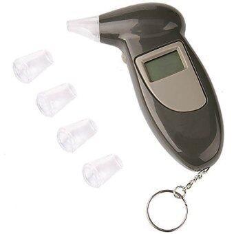 Digital Breath Alcohol Tester เครื่องเป่าแอลกอฮอลล์แบบพกพา