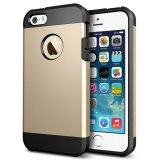 ขาย เคส ไอโฟน Case Iphone 5 5S Se วัสดุ Tpu ด้านหลังโชว์โลโก้ สีทอง เป็นเคสที่ป้องกันเครื่องได้ดี Case Cover For Apple Iphone 5 5S Se Unbranded Generic ถูก
