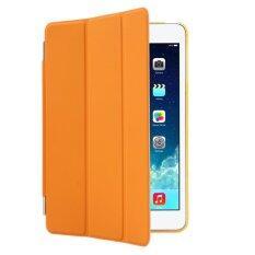 เคสไอแพด 2/3/4 รุ่น Magnetic Smart Cover and Hard Back Case for Apple iPad 2/3/4 (Orange)