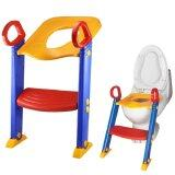 ซื้อ ฝารองชักโครกเด็ก มีบันได ฝึกนั่งในห้องน้ำLadder Potty Trainer