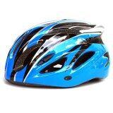 โปรโมชั่น หมวกจักรยาน Macanic สีน้ำเงิน ดำ Unbranded Generic