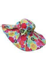 ความคิดเห็น Peimm Modello หมวกปีกกว้างกันแดด พิมพ์ลาย สไตส์เกาหลี
