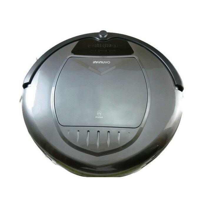 Infinuvo หุ่นยนต์ดูดฝุ่นอัจฉริยะรุ่น HOVO® 620 (Metallic Black)