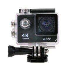 กล้องกันน้ำ ถ่ายใต้น้ำ Sport camera Action camera 4K Ultra HD waterproof WIFI