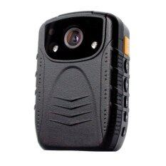 กล้องติดตัวตำรวจ Police Body Camera Infrared Night Vision Security IR Cam (Chip Ambarella Full HD 1920*1080P) 140* Wide Angle with 16GB Built in Memory