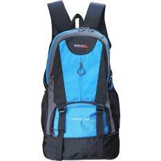 โปรโมชั่น Peimm Modello Backpack กระเป๋าเป้สะพายหลัง 57 Cm 30 5 L กันน้ำ สีฟ้า
