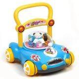 ขาย Lookmeeshop รถผลักเดิน แพนด้า ปรับหนืดได้ สีฟ้า ออนไลน์
