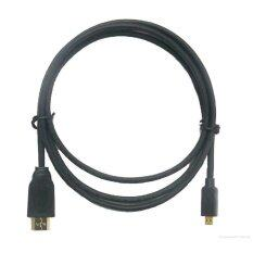 ขาย Micro Hdmi To Hdmi Cable 1 5 M Black ถูก ใน ไทย