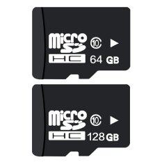 OMG Micro SD Card Class 10 128GBพร้อมอุปกรณ์เสริม+ Micro SD Card Class 10 64GBพร้อมอุปกรณ์์เสริม