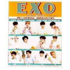 ขาย ซื้อ Photobook Exo 3 Thailand