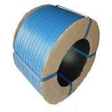 Pk สายรัดพลาสติก15Mm เกรด A พลาสติกPp 100 สีฟ้า เป็นต้นฉบับ
