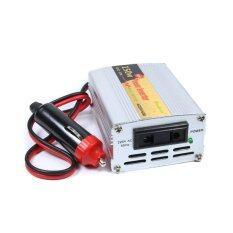 ขาย Power Inverter ตัวแปลงไฟรถเป็นไฟบ้าน 150W สีเงิน ออนไลน์