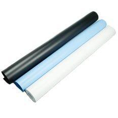ราคา Pvc Background Set ชุด Pvc ถ่ายภาพสินค้า สต๊อค สตูดิโอ ขนาด 70 140Cm 3 แผ่น สีขาว สีดำ สีฟ้า เป็นต้นฉบับ Unbranded Generic