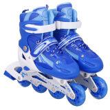 ซื้อ รองเท้าสเก็ต โรลเลอร์สเกต สีน้ำเงิน S Unbranded Generic