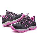 ราคา รองเท้าวิ่งเทล เดินป่า ท่องเที่ยว Aquatwo น้ำหนักเบา ใส่ลุยๆ วิ่ง เดิน ออกกำลังกาย รุ่น Lady 304 สีเทา ชมพู Unbranded Generic ออนไลน์