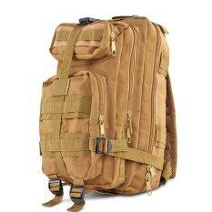 ขาย ซื้อ Sport กระเป๋าเป้เดินป่า เป้สะพายหลัง 3P Backpack Bag 25L สีทราย กรุงเทพมหานคร