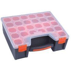 ซื้อ Eshoppingth Tactix 320013 กล่องเก็บเครื่องมือ ปรับได้ 12 สีดำ ส้ม กรุงเทพมหานคร
