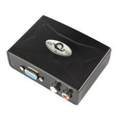 ขาย ตัวแปลงสาย Vga เป็น Hdmi Audio Fy1316 ออนไลน์ ใน กรุงเทพมหานคร