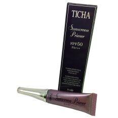 ขาย Ticha Sunscreen Primer 7Ml Ticha Cosmetic ถูก
