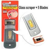 ขาย Tools มีดขูดทำความสะอาดกระจก พร้อมใบมีด 5ใบ ใหม่