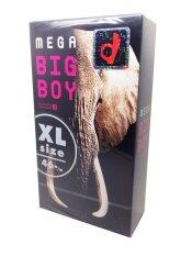 ขาย Okamoto ถุงยางอนามัย รุ่น Mega Big Boy Size Xl 12 ชิ้น กล่อง Okamoto เป็นต้นฉบับ