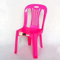 OK&M Shop เก้าอี้เด็ก รุ่น KID CHAIR FT218 สีชมพู