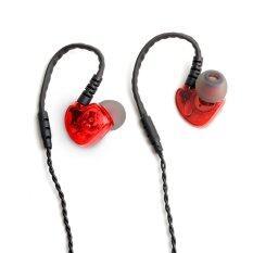ขาย Okcsc หูฟัง In Ear ทรง Sport รุ่น Se520 แดง
