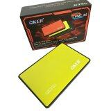 "Oker Box Hdd Oker 2 5 Inch"" Usb 3 Hdd External Enclosure รุ่น St 2532 Yellow ถูก"