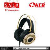 ทบทวน Oker Hi Fi Stereo Headphones Gaming หูฟังเกมมิ่ง รุ่น K2 – Gold