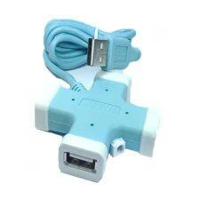 ขาย Oker Hub Usb 2 4 Port รุ่น H 365 Blue Oker เป็นต้นฉบับ
