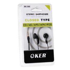 ขาย Oker หูฟัง Earbub รุ่น Ds 300 Super Bass Black Oker