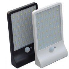 ราคา โคมไฟ Led Solar Lamp พร้อมเซนเซอร์ตรวจจับการเคลื่อนไหว ขนาด 2 5วัตต์ Unbranded Generic เป็นต้นฉบับ