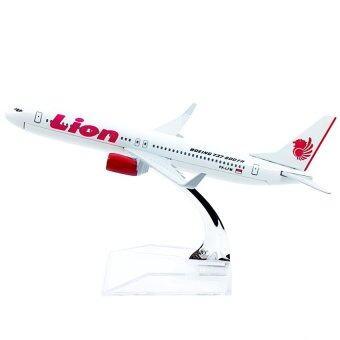 โมเดลเครื่องบิน LION AIR Boeing 737-900ER