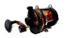 ราคา Omoto Reel รอกทะเล รุ่น Gtr T 20 L 2 Speed Omoto เป็นต้นฉบับ