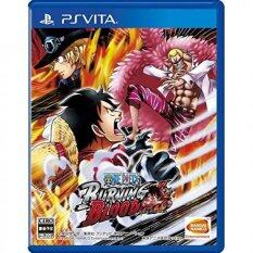 One Piece Burning Blood [PS VITA] [Z3] [ENG]
