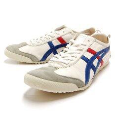 ส่วนลด Onitsuka Tiger รองเท้าผ้าใบ รุ่น Nippon Made White Blue Classic Onitsuka Tiger กรุงเทพมหานคร